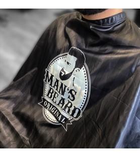 BLACK CAPE MAN'S BEARD