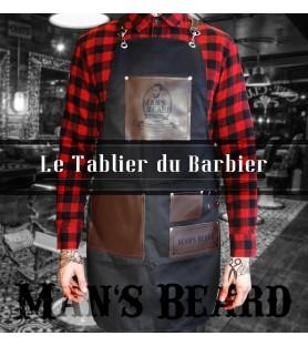 TABLIER DU BARBIER -...
