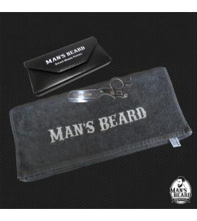SERVIETTE MAN'S BEARD +...